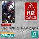 É FAKE! - Mulher idosa dissemina Covid-19 em Ônibus