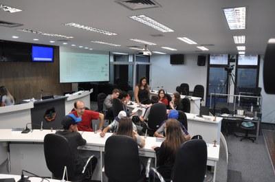 Grupos de Trabalho do Parlamento Jovem 11-06-2018