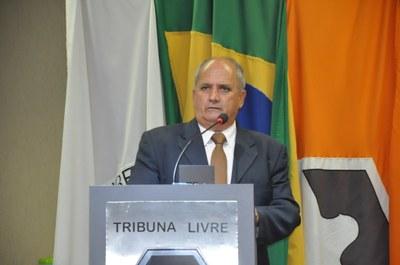 Ver. Edson de Souza  - Moção Congraturatória 22-02-2018