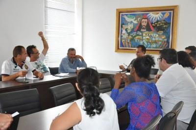 Plénarinho:Reunião Sintran e Sintemmd 26-02-2018