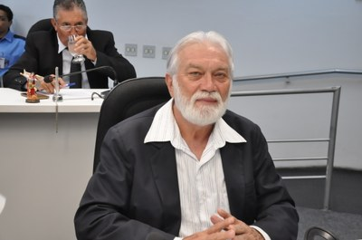 Zé Luiz da Farmacia   - Reunião Ordinária 016, de 03 de abril de 2018