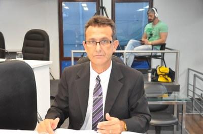 Ver. Ademir Silva -Reunião Ordinária 018, de 10 de abril de 2018