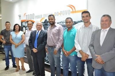 Vereadores da Cidade Conceição do Mato Bento e Vereadores da Camara Municipal de Divinopolis -Reunião Ordinaria 018, de 10 de abril de 2018
