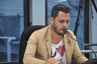 Ver. Cleitinho Azevedo  -Reunião Ordinária 019, de 12 de abril de 2018