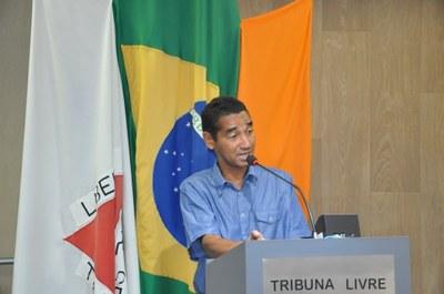 Tribuna Livre: César Santos Araújo -Reunião Ordinária 020, de 17 de abril de 2018
