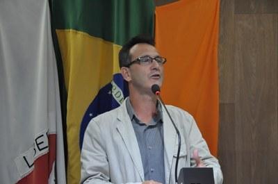 Ver. Ademir Silva -Reunião Ordinária 020, de 17 de abril de 2018