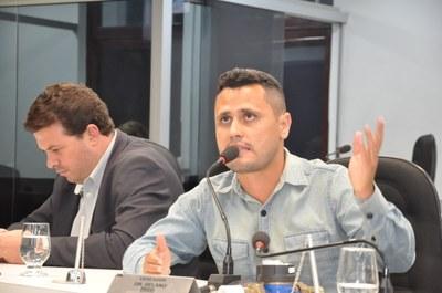 Ver. Cleitinho Azevedo  - Reunião Ordinária 020, de 17 de abril de 2018