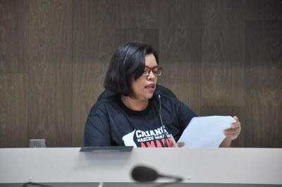 Ver. Janete Aparecida  - Reunião Ordinária 020, de 17 de abril de 2018