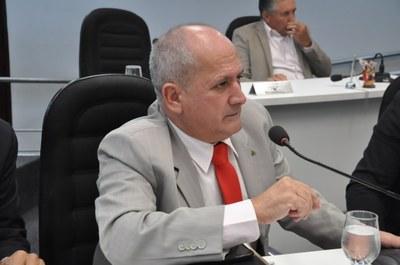 Ver. Edson de Souza - Reunião Ordinária 033, de 12 de junho de 2018