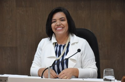 Ver. Janete Aparecida -Reunião Ordinária 033, de 12 de junho de 2018