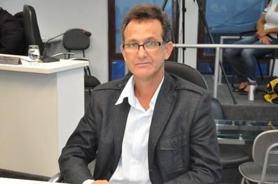 Ver. Ademir Silva -Reunião Ordinária 015, de 27 de março de 2018
