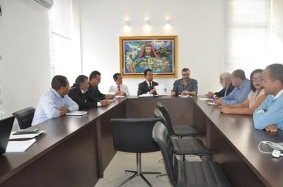 Reunião com Secretário de Saúde - Amarildo Sousa 22-02-2018