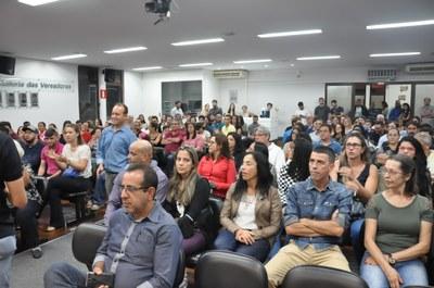 Plénario --Esportista Destaque 14-06-2018