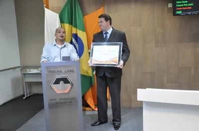 Ver. Eduardo Print Júnior - Adriano Junior Eugênio -Esportista Destaque 14-06-2018