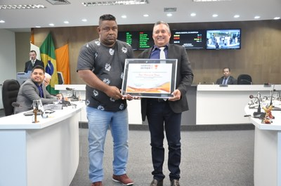 Ver. Nego do Buruti -José Marcos de Jesus -Esportista Destaque 14-06-2018