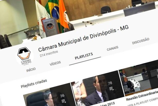 Acervo de 1.000 vídeos da TV Câmara já estão disponíveis