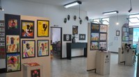 Arte e cultura afro-brasileira em exposição na Câmara