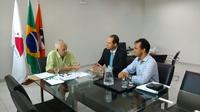 Autoridades debatem sobre convênios com a Polícia Civil