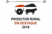 Homenagem ao Produtor Rural Destaque 2018 hoje à noite