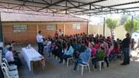 Câmara visita Escola Estadual Antônio Gonçalves de Matos