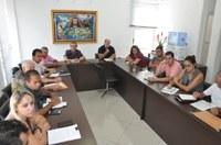 Diviprev e Conselheiros discutem projeto de Segregação de Massa