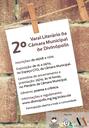 Escola do Legislativo realiza II Varal Literário