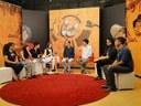 Estudantes do Parlamento Jovem participam de programa da TV Assembleia