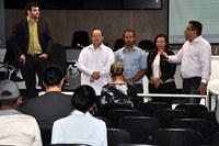 Fiscalização do Poder Público é tema de palestra realizada na Câmara