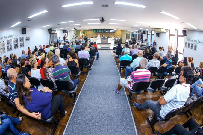 Resumo da 1ª Reunião Ordinária (05.02)