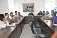 Sindicatos se reúnem com Vereadores e formam Comissão Especial