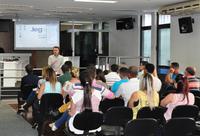 Vereadores e Assessores recebem treinamento de informática