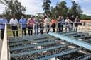 Vereadores fazem visita técnica às ETE's da Copasa