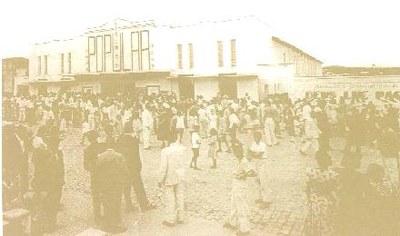 Inauguração do Cine Popular - 1950