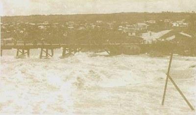 Ponte do Bairro Niterói - 1932