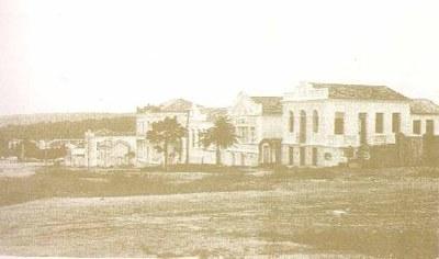 Trecho da Rua São Paulo - 1925