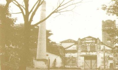 Usina de Álcool - 1932